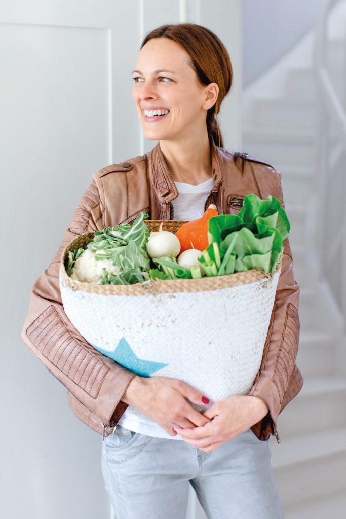 Sandra Ludes – Glutenfrei, zuckerfrei, natürlich, gesund, schnell und einfach kochen