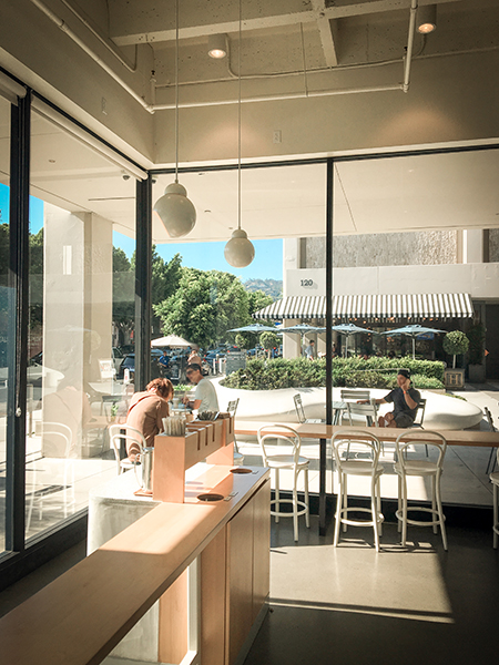 Blue Bottle Coffee - L.A. - Kalifornienreise