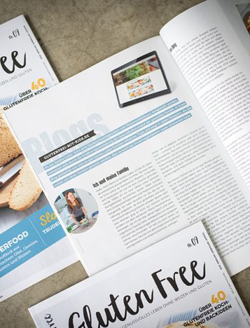 Sandra Ludes - Presse - Glutenfree Magazin