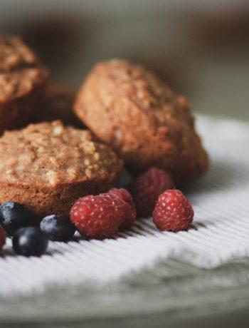 Frühstücksmuffin - Gesundes und glutenfries Frühstück für Kinder