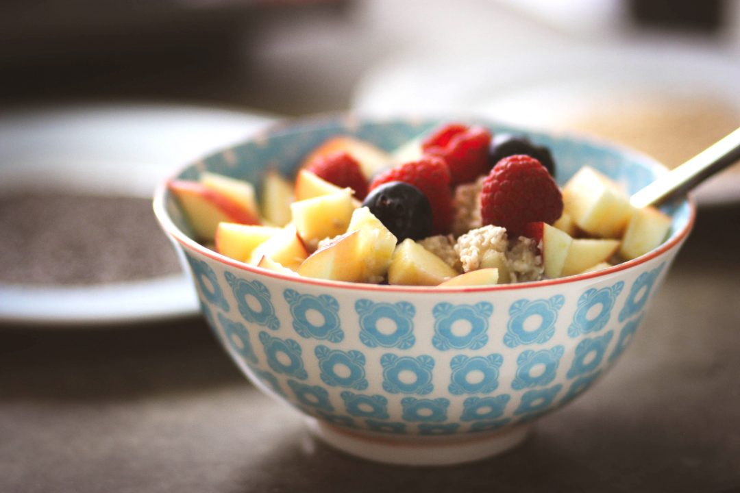 Glutenfrei frühstücken - Hallo Wach Porridge