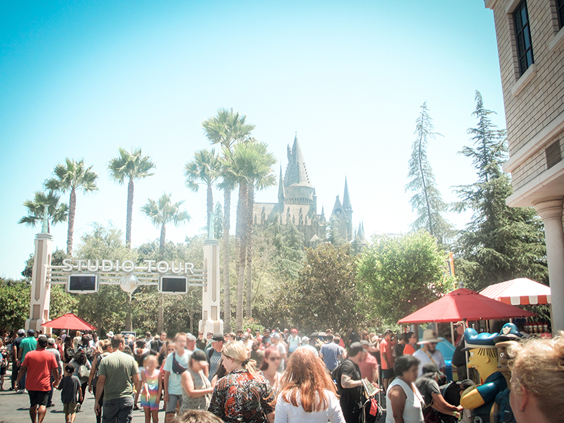 Glutenfrei in den Universal Studios Los Angeles