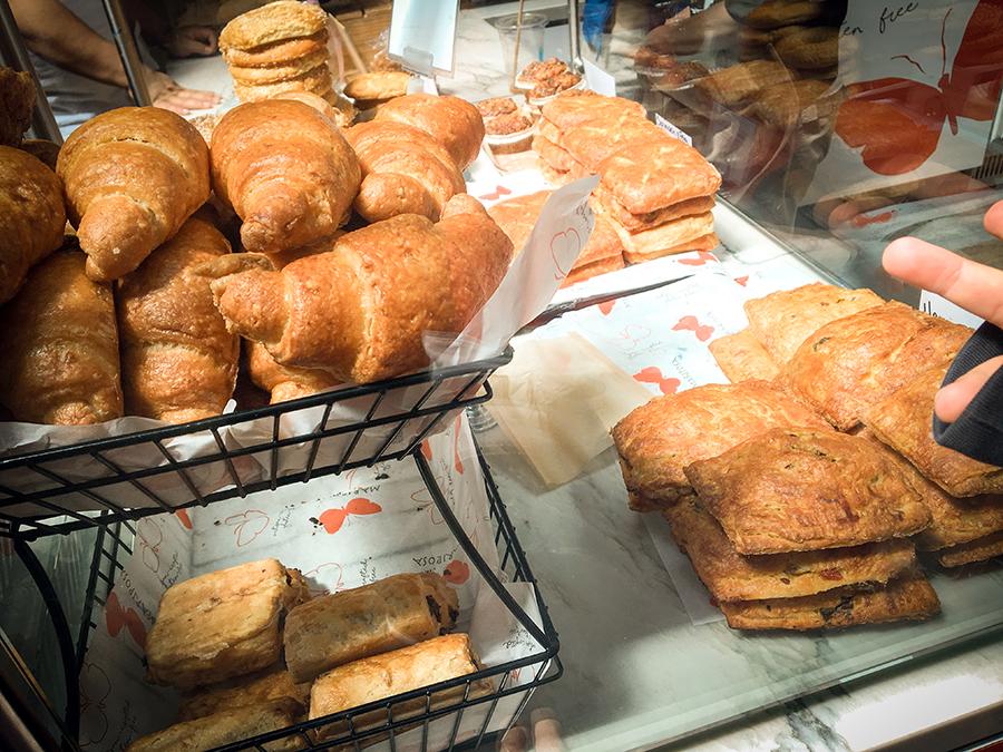 Glutenfreie Bäckerei San Francisco – Kalifornien – Maripose Bakery