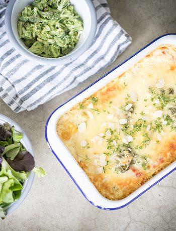 Quinoaauflauf - Gesund und Glutenfrei kochen für Kinder und Familie - Sandra Ludes
