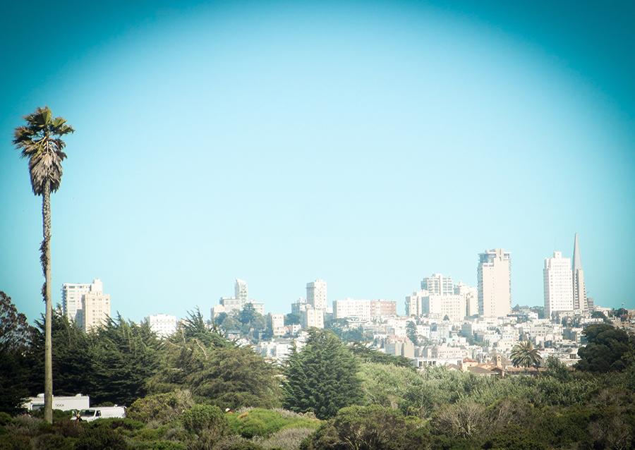 Kalifornien mir Kindern – Glutenfrei reisen - Skyline