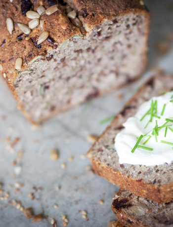 Glutenfreies Brot auch ohne Hefe