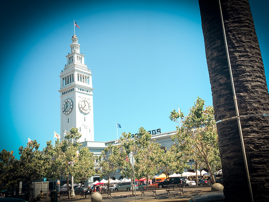 Glutenfrei und gesund in San Francisco – Markt am Ferry Building