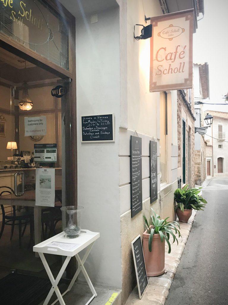 Cafe Scholl Soller Mallorca Glutenfrei Vegetarisch Vegan
