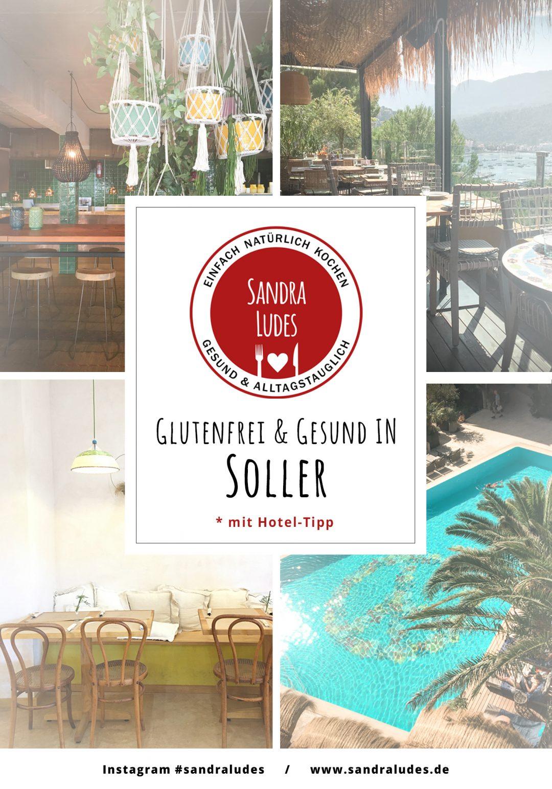Glutenfrei und gesund essen in Soller Mallorca