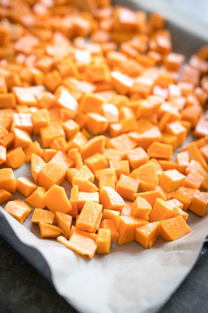 Süßkartoffel Grill Salat - Quinoa- gesund-kochen-grill-vegetarisch-vegan-glutenfrei