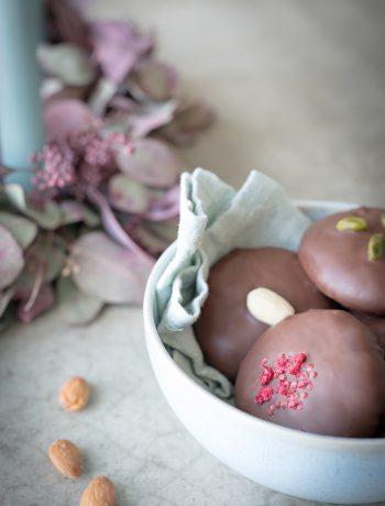 Gesunde Lebkuchen Weihnachtgebaeck zuckerfrei Advent glutenfrei vegan Sandra Ludes