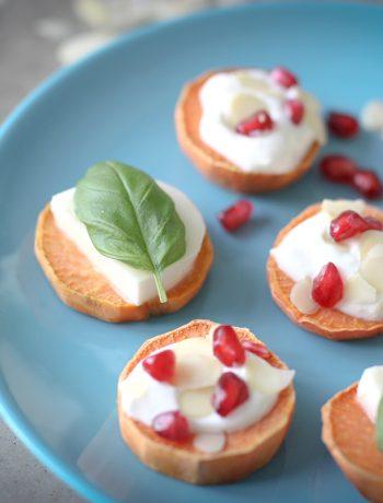 Üßkartoffel gesunder Snack Familienrezept kochen für Kinder