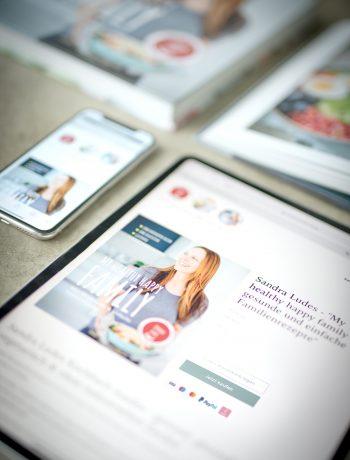Sandra Ludes Kochbuch kaufen - Onlineshop