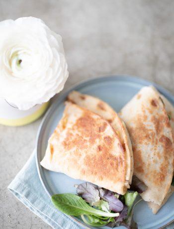 Tortilla gefaltet - Schnelle Rezepte für Kinder_Sandra Ludes